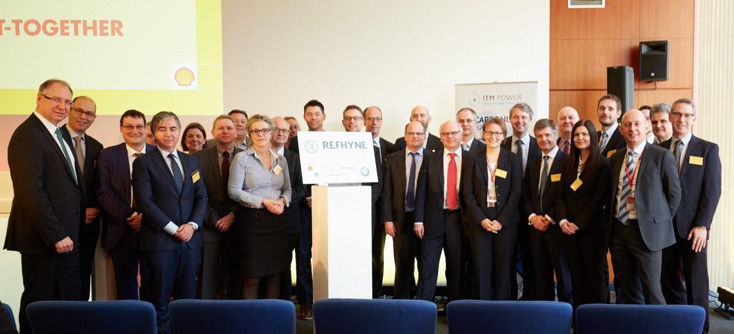 REFHYNE – Clean Refinery Hydrogen for Europe